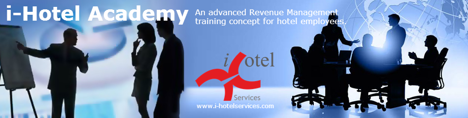 Revenue Management cursussen i-Hotel Academy by i-Hotel Services